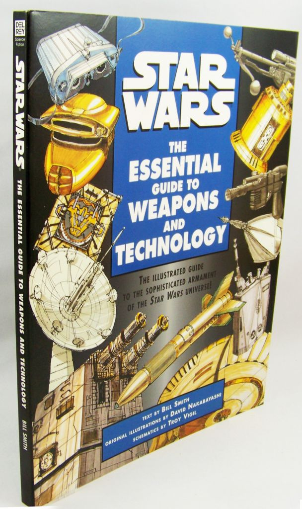 Star Wars The Essential Guide to Weapons and Technologie - Ballantine 1997 02