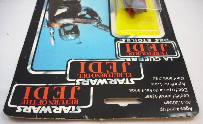 Star Wars Tri-logo - Meccano - Boba Fett