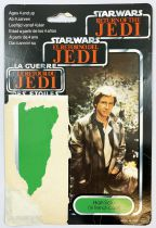 Star Wars Tri-logo 1983/1985 - Kenner - Han Solo (In Trench Coat)