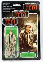 Star Wars Trilogo 1983/1985 - Kenner - Han Solo (in Trench Coat)