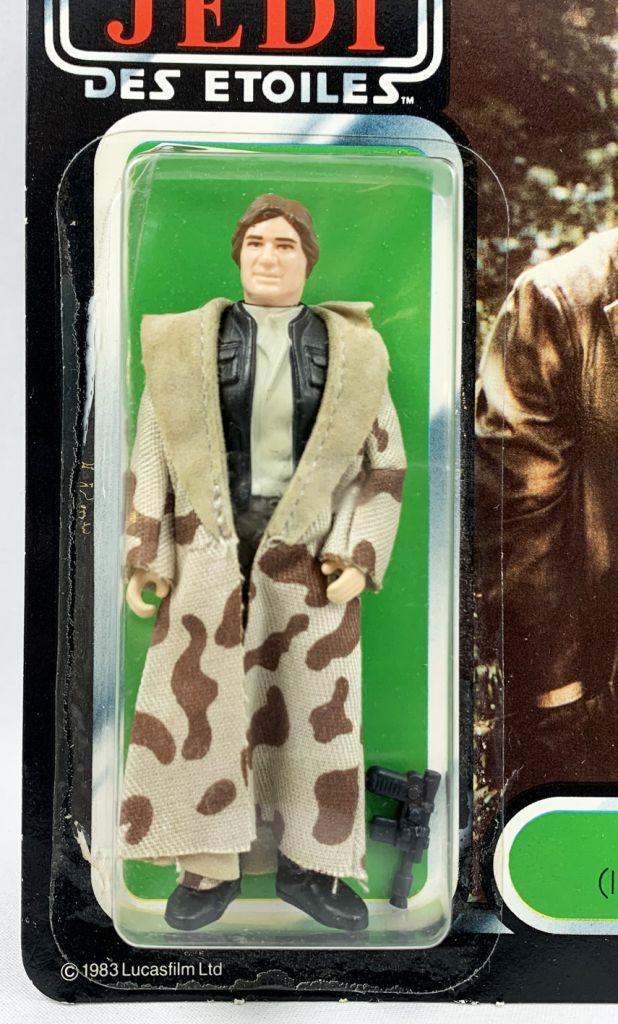 Star Wars Trilogo 1983/1985 - Kenner - Han Solo (in Trench Coat)