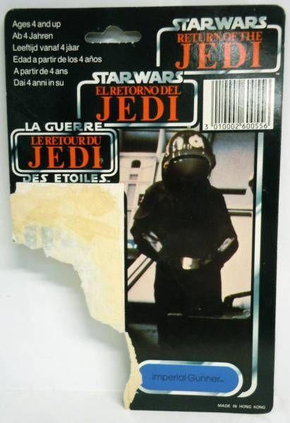 Star Wars Trilogo 1983/1985 - Kenner - Imperial Gunner