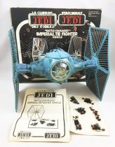 Star Wars Trilogo Return of the Jedi 1983 - Kenner / Mecano - TIE Fighter \'\'Battle-Damaged\'\'