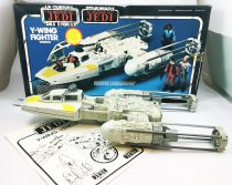 Star Wars Trilogo Return of the Jedi 1984 - Kenner / Meccano - Y-Wing Fighter