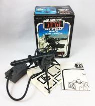 Star Wars Trilogo Return of the Jedi 1984 - Kenner - Mini Rigs : Tri-Pod Laser Cannon
