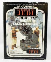Star Wars Trilogo ROTJ 1983 - Kenner - Mini Rigs : Radar Laser Cannon (Neuf en Boite Scellée)