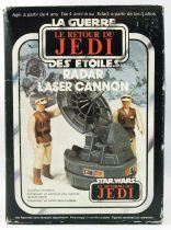 Star Wars Trilogo ROTJ 1983 - Kenner - Mini Rigs : Radar Laser Cannon