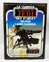 Star Wars Trilogo ROTJ 1983 - Kenner - Mini Rigs : Tri-Pod Laser Cannon (Neuf en Boite Scellée)