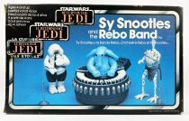 Star Wars Trilogo ROTJ 1983/1985 - Kenner - Sy Snootles & Rebo Band (loose with box)