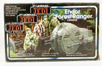 Star Wars Trilogo ROTJ 1984 - Kenner - Mini Rigs:  Endor Forest Ranger (mint in box)