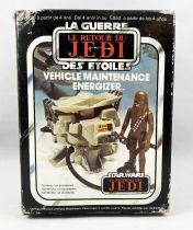 Star Wars Trilogo ROTJ 1984 - Kenner - Mini Rigs : Vehicle Maintenance Energizer (neuf en boite scellée)
