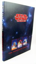 Star Wars Trilogy The Definitive Collection - Coffret Collector 4 VHS (VOSTFR)