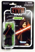 Star Wars vintage style - Hasbro - Darth Sidious - Revenge of the Sith
