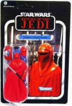 Star Wars vintage style - Hasbro - Emperor\'s Royal Guard - Return of the Jedi