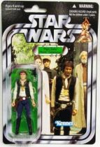 Star Wars vintage style - Hasbro - Han Solo (Yavin Ceremony) - Star Wars