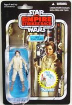 Star Wars vintage style - Hasbro - Leia (Hoth Outfit) - Empire Strikes Back