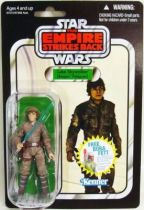 Star Wars vintage style - Hasbro - Luke Skywalker (Bespin Fatigues) - Empire Strikes Back