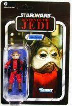 Star Wars vintage style - Hasbro - Nien Nunb - Return of the Jedi