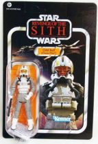 Star Wars vintage style - Hasbro - Odd Ball (Clone Pilot) - Revenge of the Sith