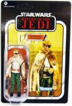 Star Wars vintage style - Hasbro - Orrimaarko (Prune Face) - Return of the Jedi