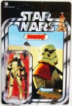 Star Wars vintage style - Hasbro - Sandtrooper - Star Wars