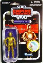 Star Wars vintage style - Hasbro - See-Threepio (C-3PO) - Empire Strikes Back