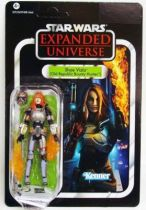 Star Wars vintage style - Hasbro - Shae Vizla (Old Republic Bounty Hunter) - Expanded Universe