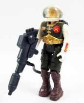 "Starcom - Coleco - Col. Paul \""Crowbar\"" Corbin (loose)"