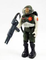 Starcom - Coleco - Sgt. Bill Travers (loose)