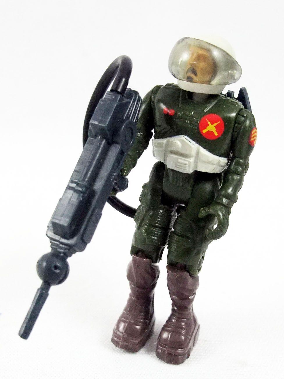 Starcom - Coleco - Sgt. Hector Morales (loose)