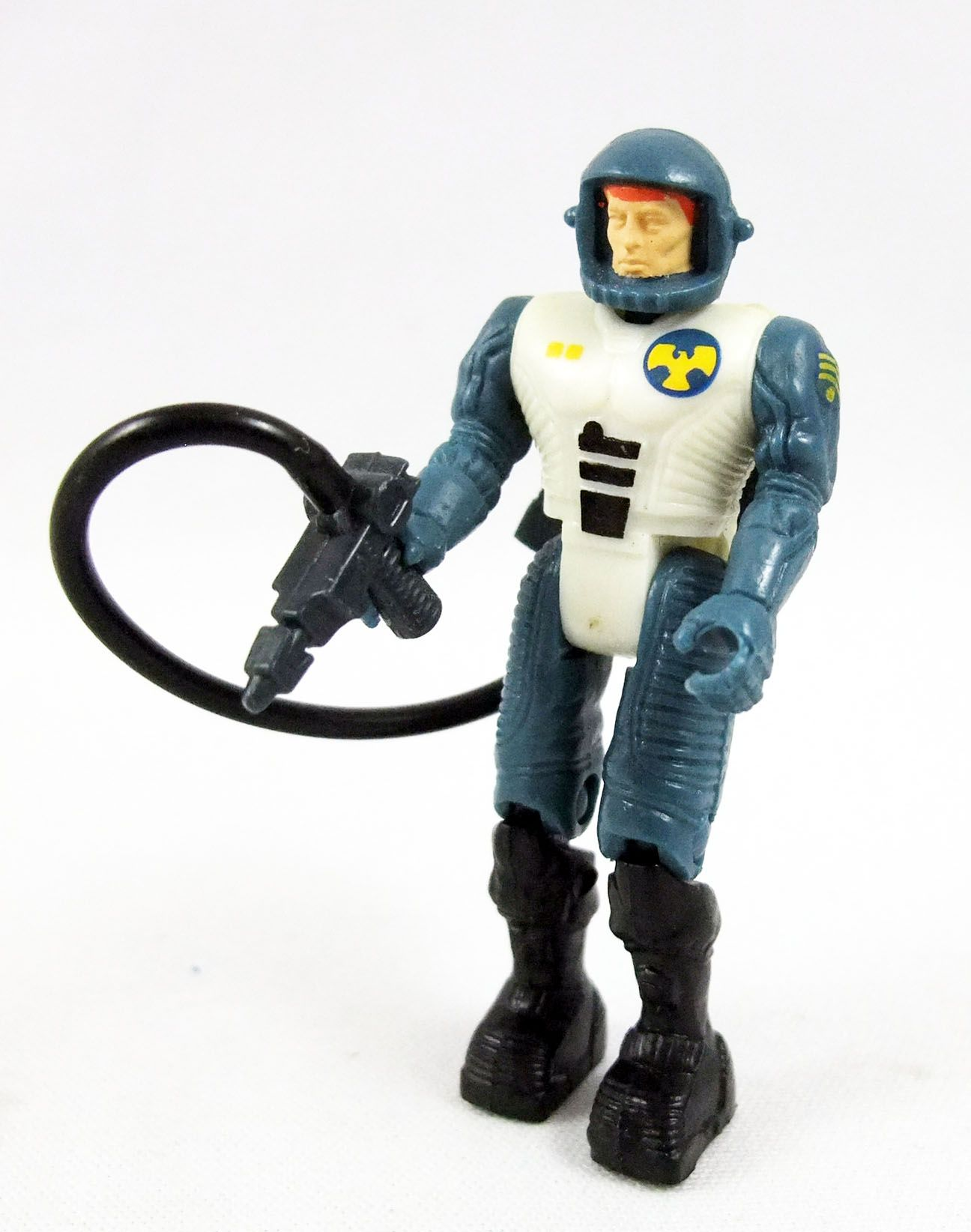 Starcom - Coleco - Sgt. Red Baker (loose)