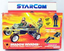 Starcom - Coleco - Shadow Invader (loose with box)