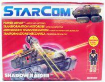 Starcom - Coleco - Shadow Raider (loose with box)