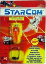 Starcom - Mattel - Capt. Pete Yablonsky