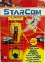 Starcom - Mattel - Col. John Griffin