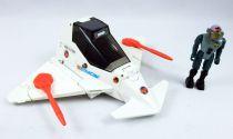 Starcom - Mattel - F-1400 Starwolf (loose)