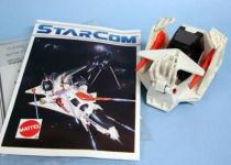 Starcom - Mattel - F-1400 Starwolf (loose with box)