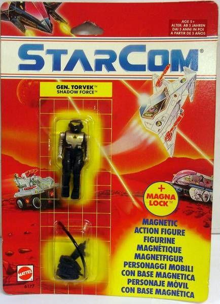 Starcom - Mattel - Gen. Torvek
