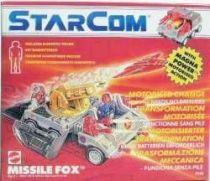 Starcom - Mattel - Missile Fox