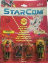 Starcom - Mattel - PFC. Shawn Reed & Lt. Vasor