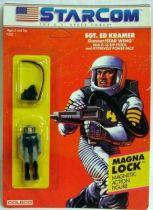 Starcom - Mattel - Sgt. Ed Kramer