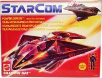 Starcom - Mattel - Shadow Bat