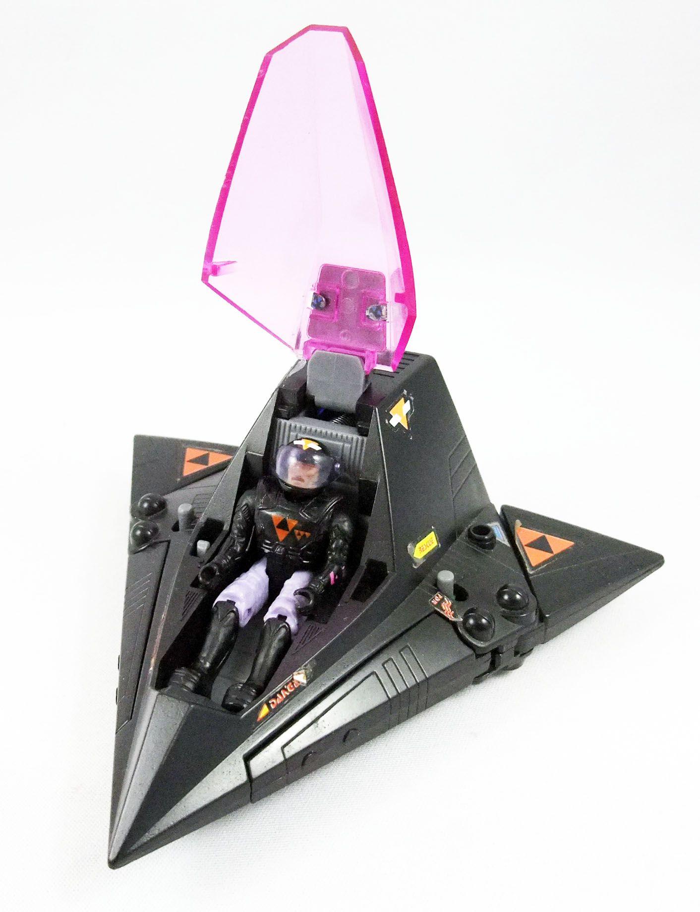 Starcom - Mattel - Shadow Parasite (loose)