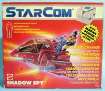 Starcom - Mattel - Shadow Spy (loose with box)