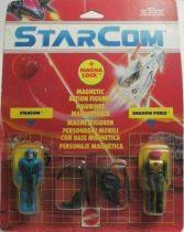 Starcom - Mattel - Speed & Cpl. Cronax