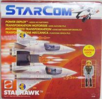 Starcom - Mattel - Starhawk (loose with box)
