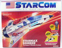 Starcom - Mattel - Starmax Bomber (loose with box)