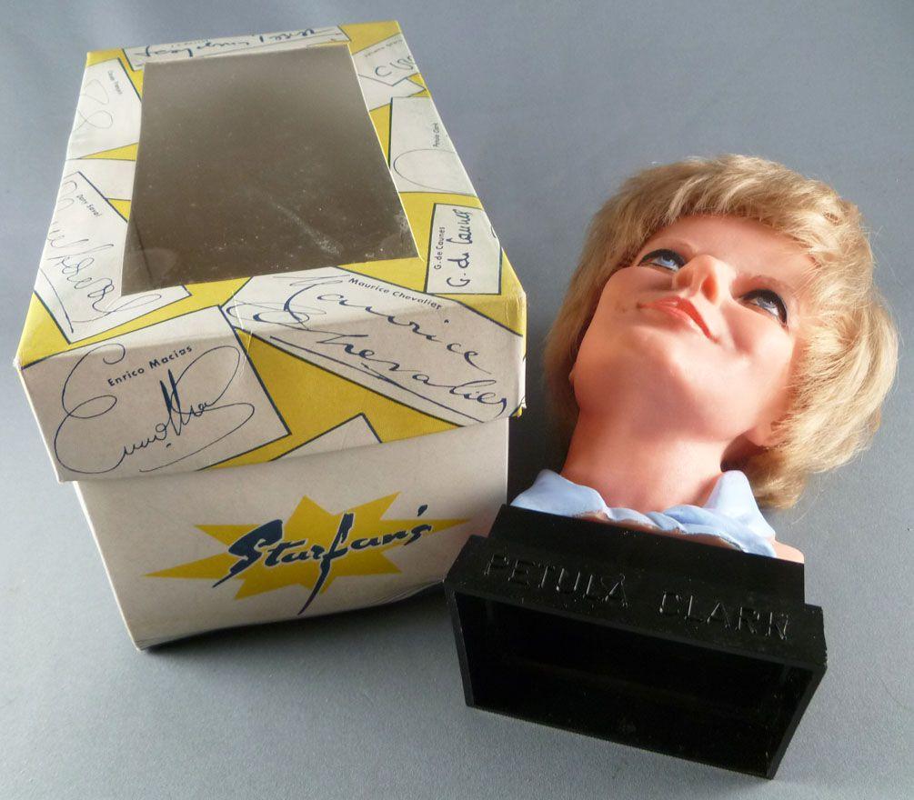 Starfan\'s - Buste Petula Clark - Neuf en boite