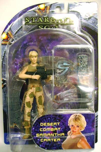 Stargate SG-1 (Serie 3) - Desert Combat Samantha Carter