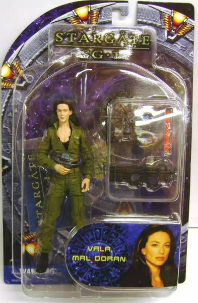 (Stargate SG-1 (Serie 3) - Vala Mal Doran